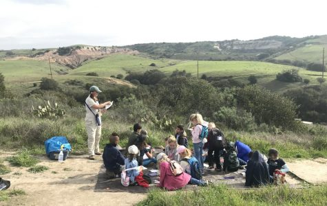 2nd Graders Go To Nature Reserve