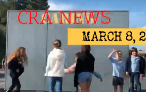 CRA News Show March 8th