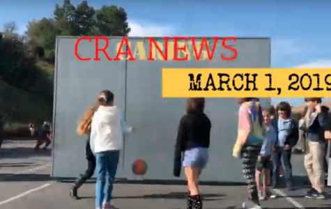 CRA News Show March 1st
