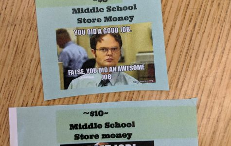 Middle School Store