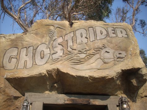 GhostRider Knott's Berry Farm Review