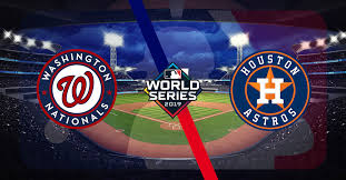 2019 Major League Baseball World Series