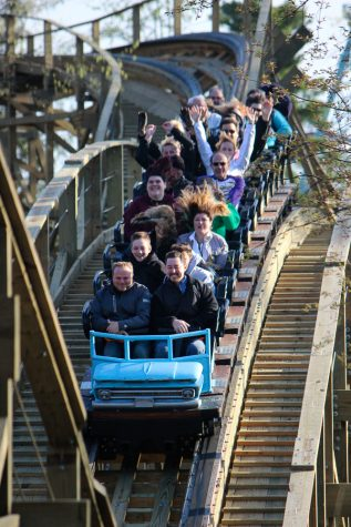 One of The Drops on Mystic Timbers
