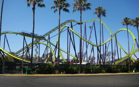 Top 3 amusement parks in the US:
