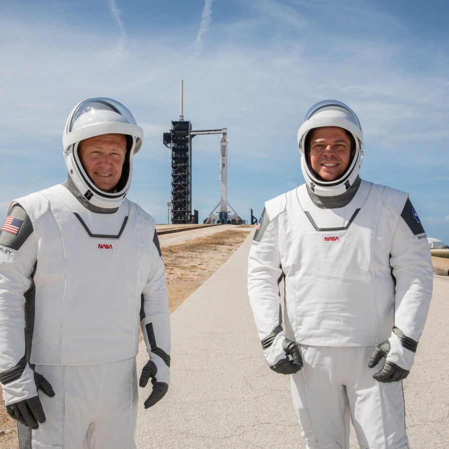 Launch+America%3A+Americas+Return+to+Space+With+the+Help+of+SpaceX